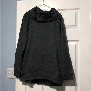 Lou & Grey cowl neck sweatshirt